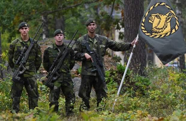 Шведские генералы заявили о готовности к войне с Россией