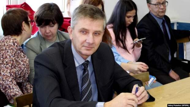 Глава поселения в Карелии Анатолий Папченков