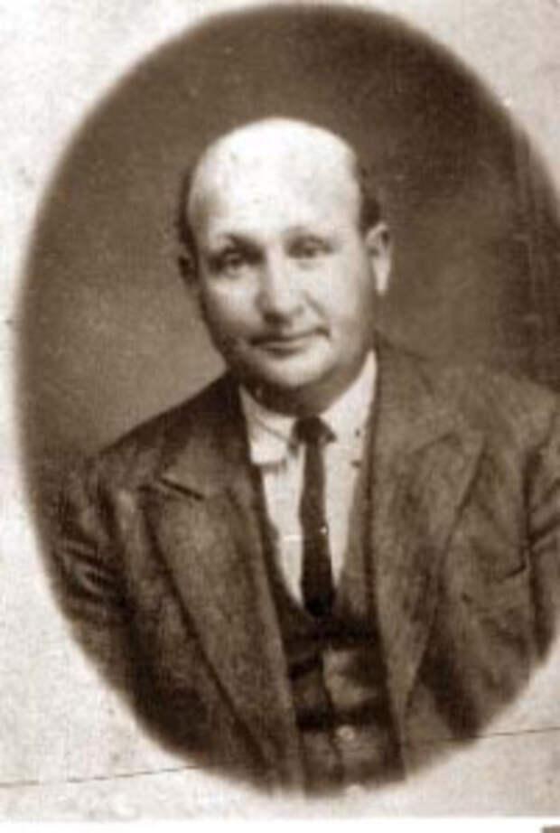 Муня (Мендл) Дорфман, мой дед, погиб в Степлаге в 1942 г.