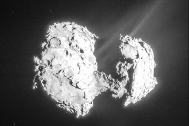 На комете Чурюмова-Герасименко нашли последний из шести ингредиентов жизни