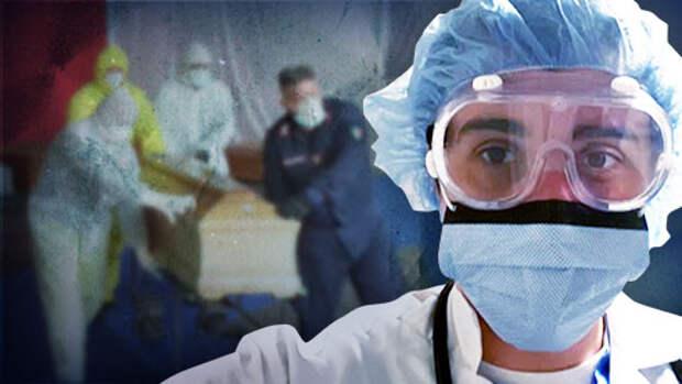 В зоне риска: врачи против COVID-19