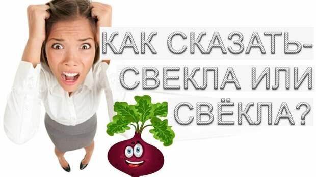 """""""Я вам как аграрий аграрию говорю"""": Медведев научил правильному произношению слова """"свекла"""""""