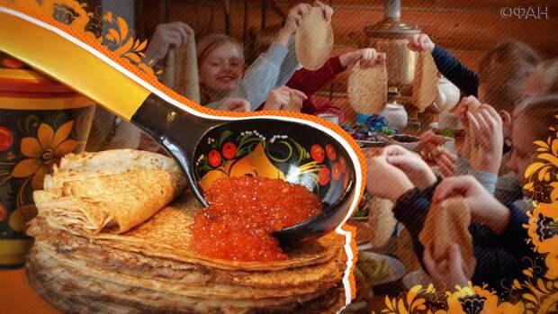 Блины и яичница — главные блюда Бабьего дня