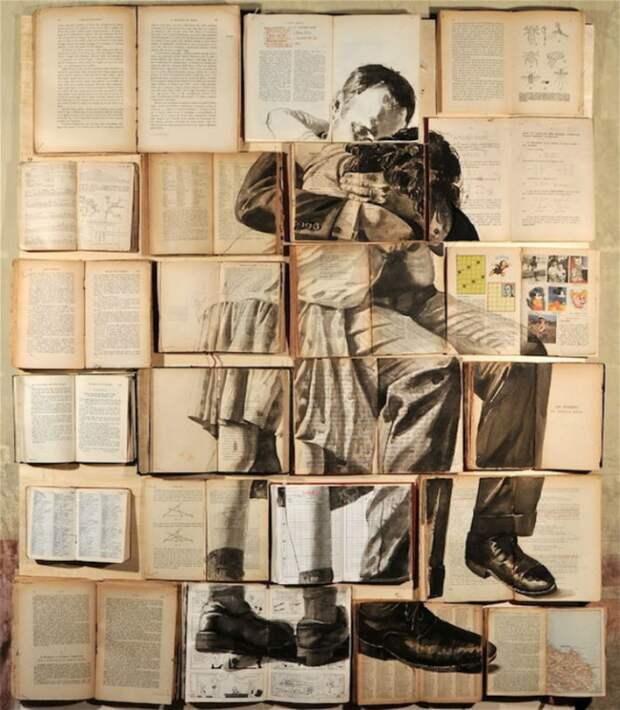 Живопись накнигах отпетербургской художницы