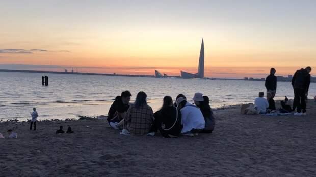 Главный синоптик Петербурга пообещал теплое лето без сюрпризов