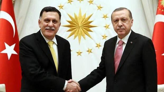 Как Турция поддерживает ливийских террористов