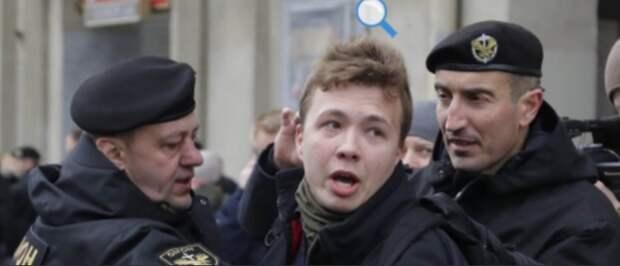 Протасевич сдаёт своих подельников и все схемы, чтобы ему уменьшили срок