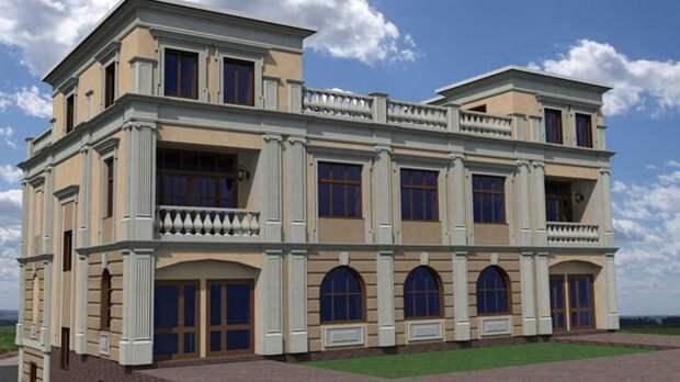 Строительство Сталин-центра заложено в Нижегородской области