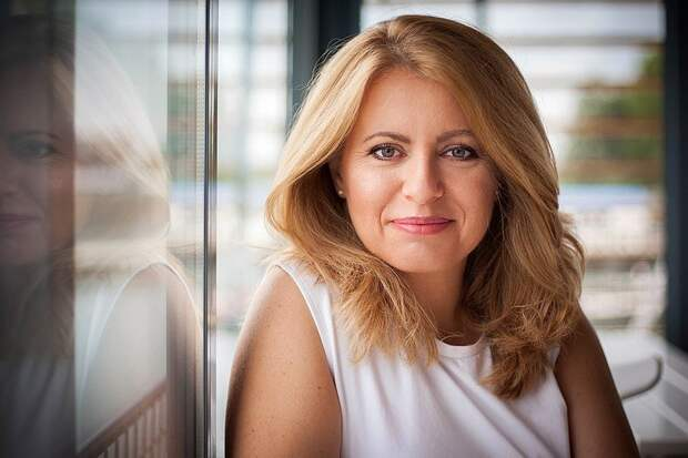 Зузана Чапутова станет первой женщиной-президентом Словакии