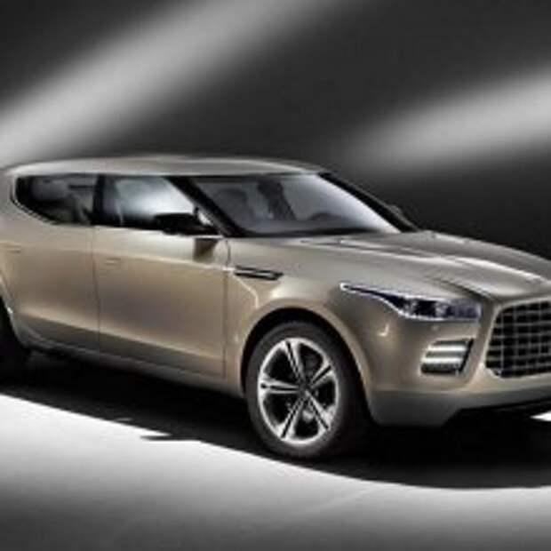 Aston Martin построит на платформе Lagonda новый спортивный седан