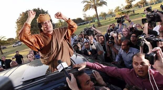 «Государства Ливия больше нет»: как живёт страна спустя шесть лет после свержения Каддафи