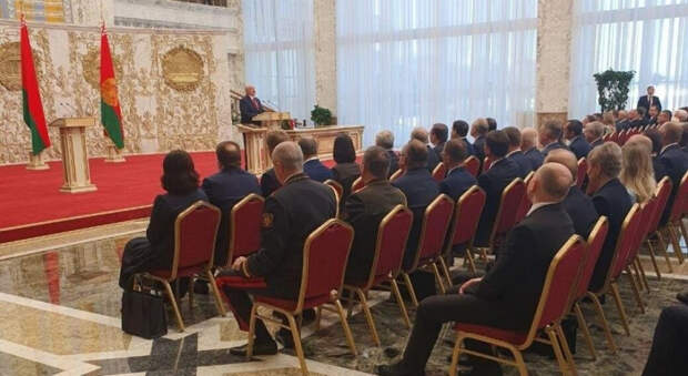 В Минске состоялась инаугурация Александра Лукашенко