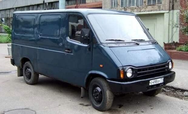 БАЗ-3738Д авто, автомир, автомобили, газель, грузовик, советские автомобили, фургон