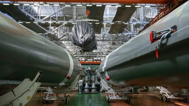 Россия решит судьбу проекта сверхтяжелой ракеты-носителя «Енисей»