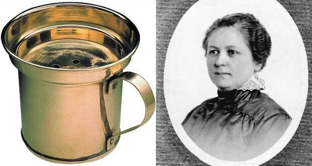 Как домохозяйка Мелитта Бенц изобрела фильтр для кофе иосновала компанию Melitta Group