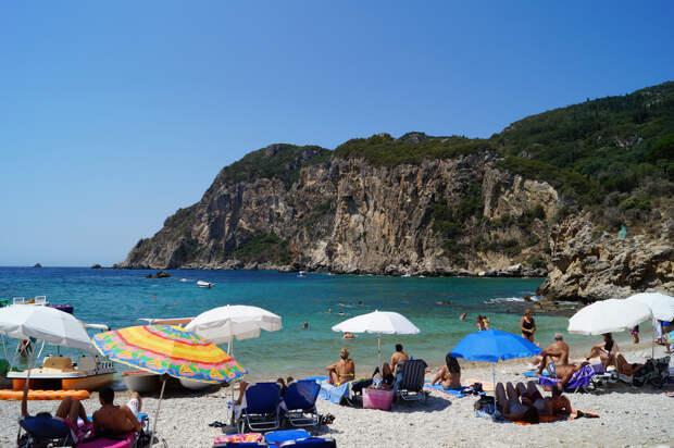 Греция ввела новые правила отдыха для туристов