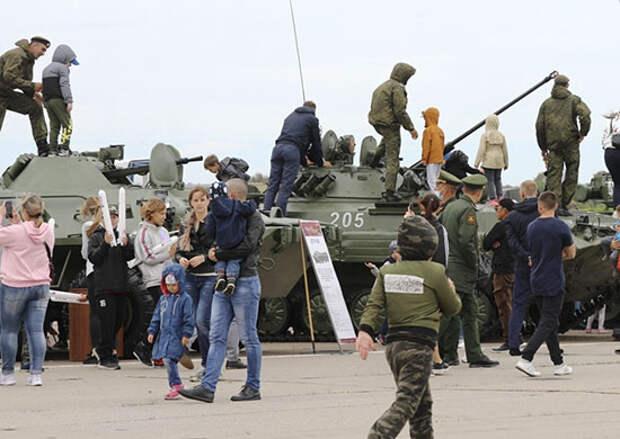 В Забайкальском крае с участием военнослужащих ВВО состоится масштабный военно-технический форум «Армия-2021»