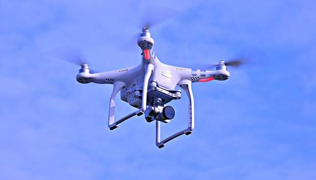 В Подмосковье закупят 12 дронов для борьбы с лесными пожарами