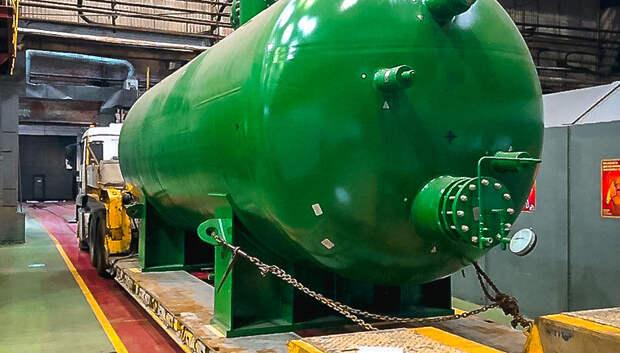 Завод «ЗиО‑Подольск» изготовил оборудование для атомной электростанции в Бангладеш