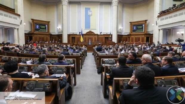 Верховная Рада Украины продлила закон о статусе Донбасса