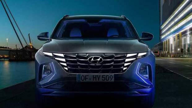 Hyundai сертифицировал для России новую модель Tucson