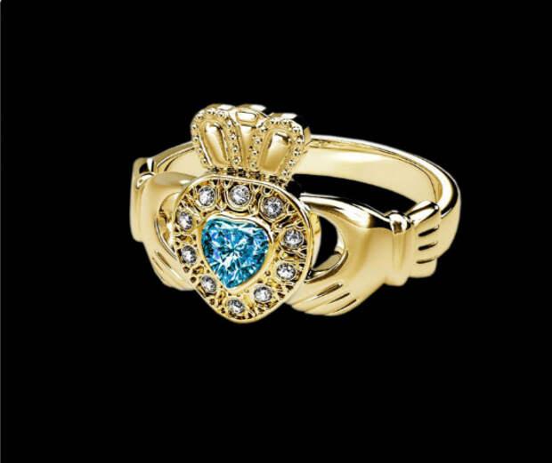 Что означает ирландское кольцо Кладдах, и почему все мечтают его заполучить?