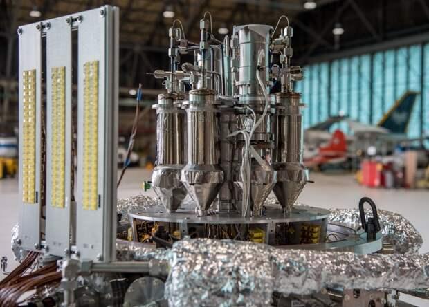 NASA испытает космический ядерный реактор на полную мощность весной