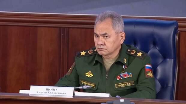 Шойгу: цели внезапной проверки боеготовности войск ЗВО и ЮВО полностью достигнуты