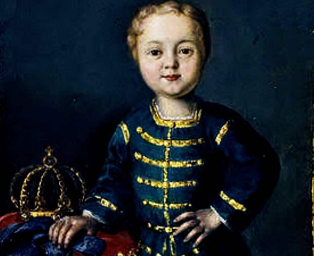 Царевич  Иоанн VI