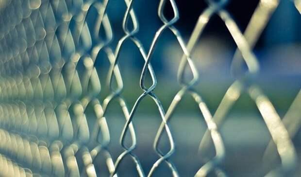 Через забор стали торговать продавцы сзаблокированного рынка «Алмаз» под Ростовом