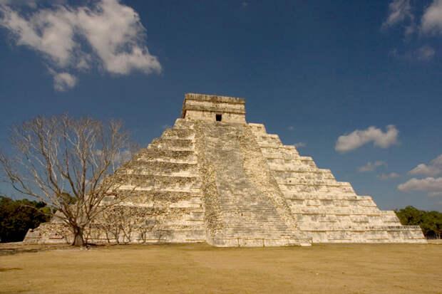 Матрёшка в древней Мексике: пирамида под пирамидой