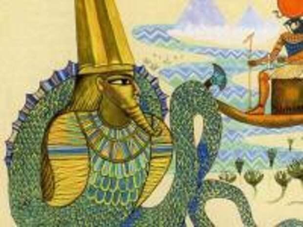 Что человечество помнит о своем Змее-Прародителе?