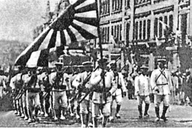 Как японский десант пытался захватить Дальний Восток