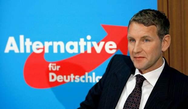 Бьорн Хёке – скандальный политик из партии «Альтернатива для Германии»