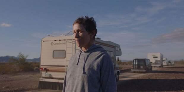 «Земля кочевников» Хлои Чжао признана лучшим фильмом по версии Национального общества кинокритиков США