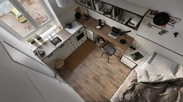 Сколько стоят самые маленькие квартиры Москвы, рассказали аналитики