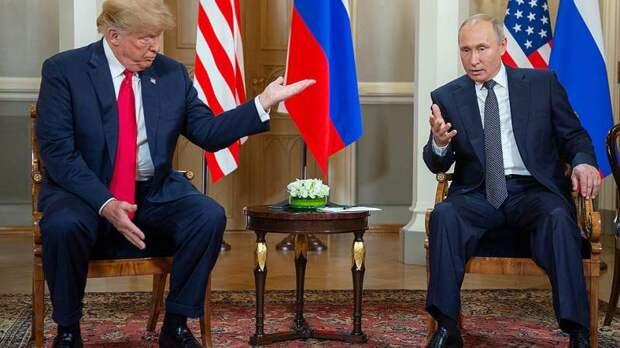 Встреча Путина и Трампа была бы бесполезной. Почему?