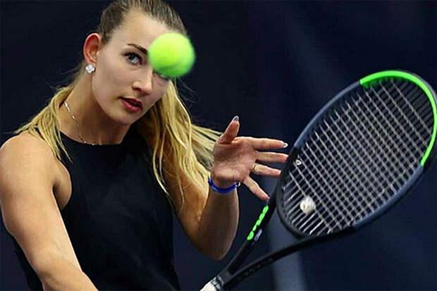 Теннисистку Сизикову задержали по подозрению в «умышленном проигрыше»