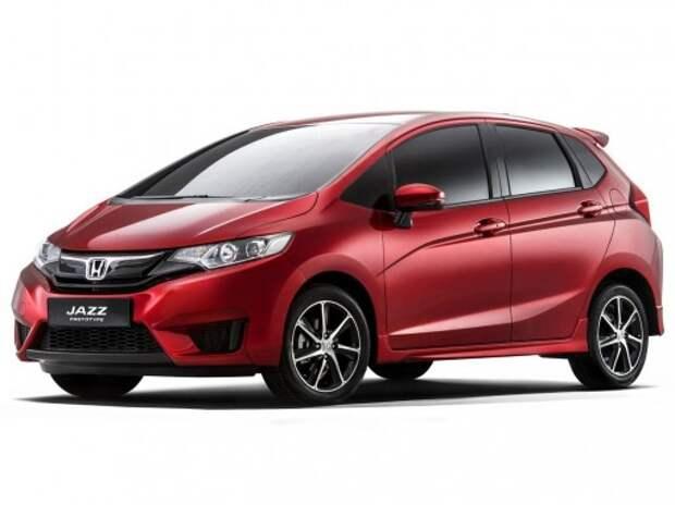 Honda показала компакт Jazz нового поколения