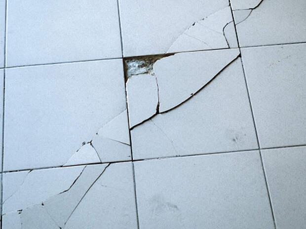 Часто ли в подъезде вашего дома откалывается напольная плитка? – новый опрос жителей Бутырского