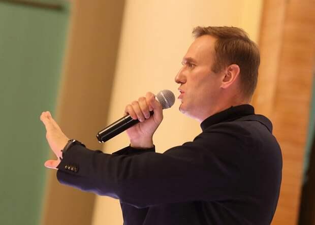 В Германии Навального обвинили в злоупотреблении гостеприимством