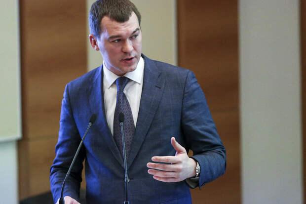 Дегтярёв призвал ставить памятники Путину, «где только можно»