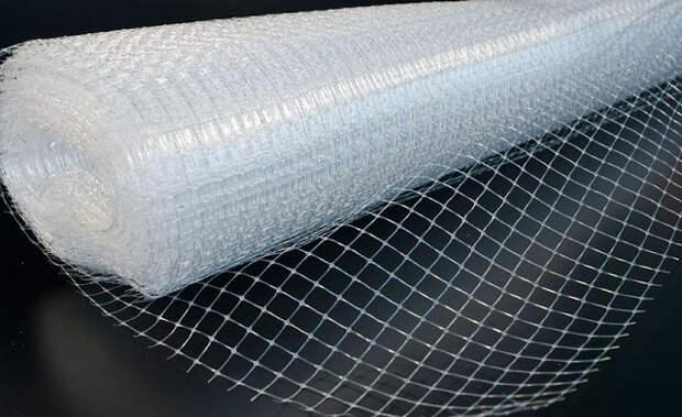 Армирующая сетка для штукатурки — описание, свойства, монтаж