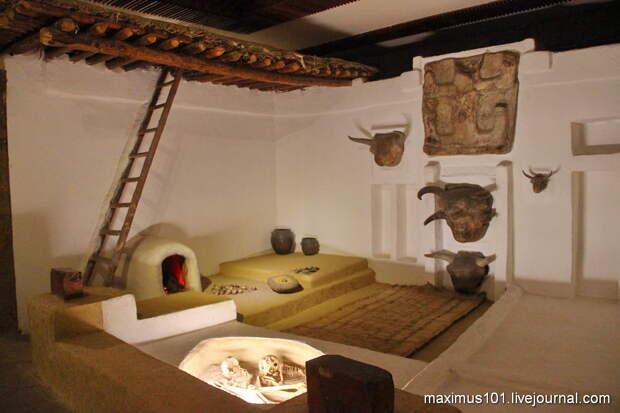 Музей Анатолийских цивилизаций. Неолит.