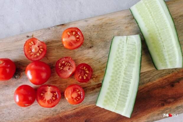 Чем краснее помидоры, тем больше в них полезного ликопина