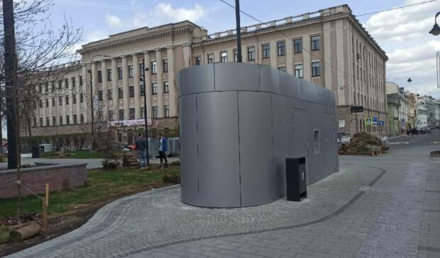 Заживем! Туалеты внескольких парках Нижнего Новгорода заработают этим летом