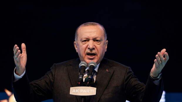 Эрдоган заявил о завершении самого сложного периода пандемии в Турции