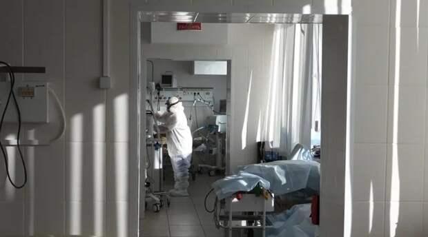 Половина заразившихся COVID-19 за неделю в Крыму попали в больницы