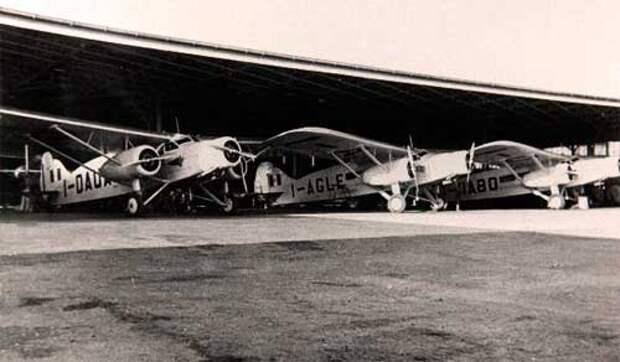 Самолеты Caproni