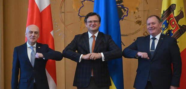 «Ассоциированное трио»: ЕС закрепляет колониальный статус Украины, Молдовы и Грузии